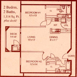Floor Plan Number 2